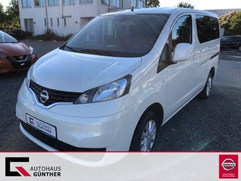 Nissan NV200 1.5 Evalia Tekna dCi Ikey