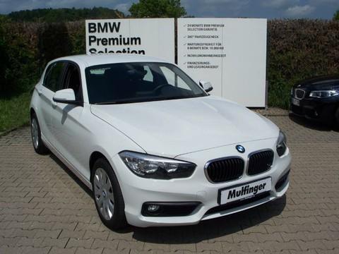 BMW 116 i Bluet