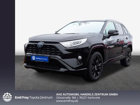 Toyota RAV 4 2.5 4x2 Hybrid Black Edition