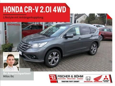 Honda CR-V 2.0 i Lifestyle