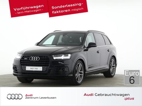 Audi SQ7 ADVANCED-FAHWERK