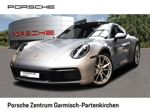 Porsche 911 9.2 992 Carrera 4 Coupe verfügbar 2020