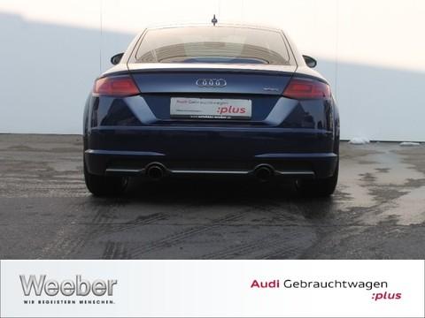 Audi TT 2.0 TFSI quattro S line Lede