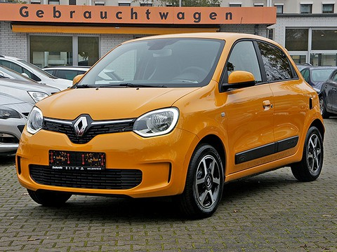 Renault Twingo 1.0 Limited Deluxe SCe 75 EU6d-T