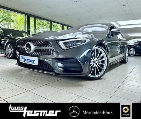 Mercedes-Benz CLS 400 d