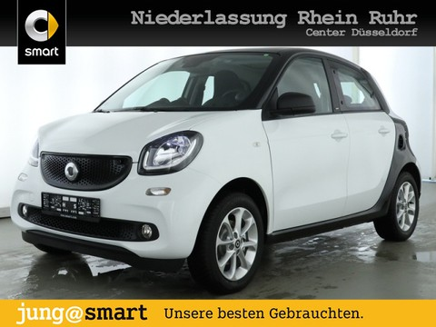 smart ForFour 66kW passion