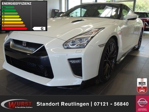 Nissan GT-R Black Edition MY21 Stock EURO6d