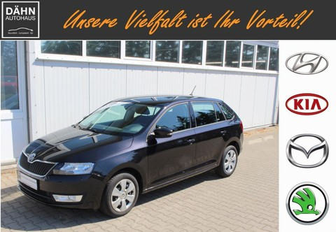 Skoda Rapid 1.4 TDI Ambition