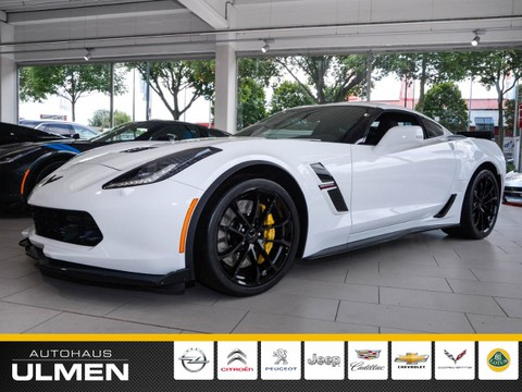 Corvette C7 Grand Sport Automatik Spoiler Paket
