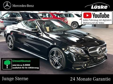 Mercedes-Benz E 220 d Cabrio AMG Line Totwink