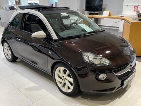 Opel Adam OpenAir-elektr IntelliRadio-Touch Sitz LKD-Heizung