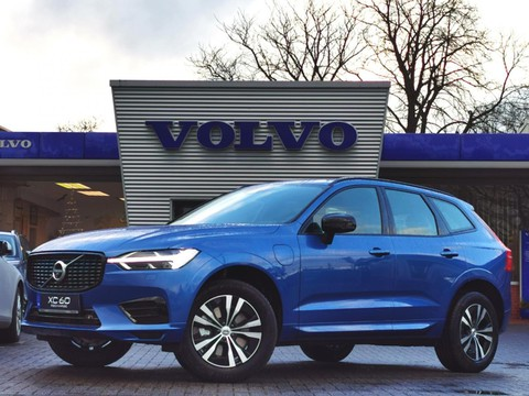 Volvo XC 60 T6 Recharge AWD R-Design Expression