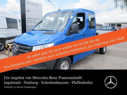 Mercedes-Benz Sprinter 319 DoKa Automatik MBUX