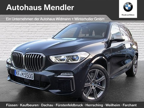 BMW X5 M50 d Gestiksteuerung HK HiFi