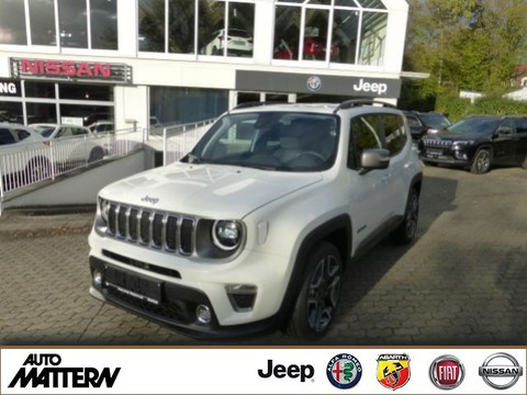 """Jeep Renegade 8.4 Limited FWD """" Paket E6D"""