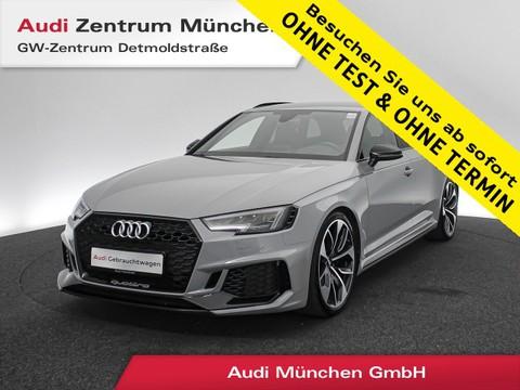 Audi RS4 2.9 TFSI qu Avant Dynamik Abgas