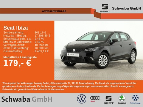 Seat Ibiza 1.0 TSI Style BEATS APP-C R