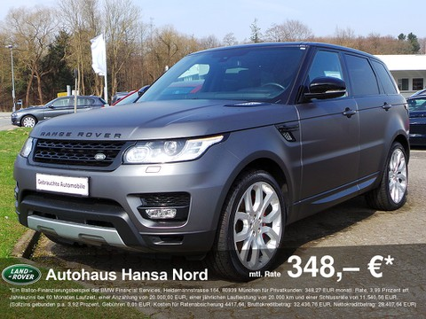 Land Rover Range Rover Sport SDV6 HSE Dynamik