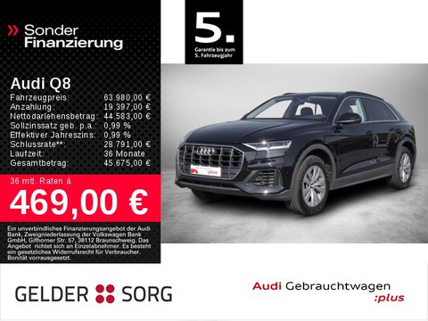 Audi Q8 55 TFSI qu