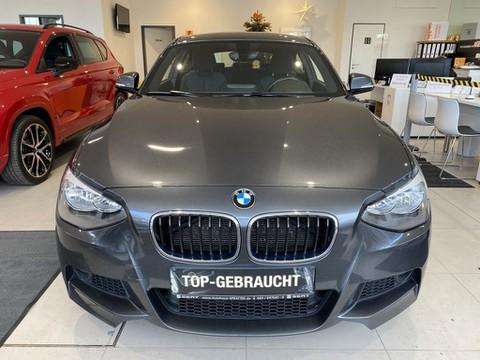 BMW 120 d M-Sportpaket 8fach ber