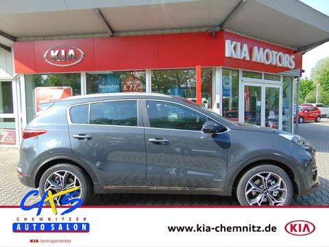 Kia Sportage 2.0 D AWD GT-Line Technologie-Paket