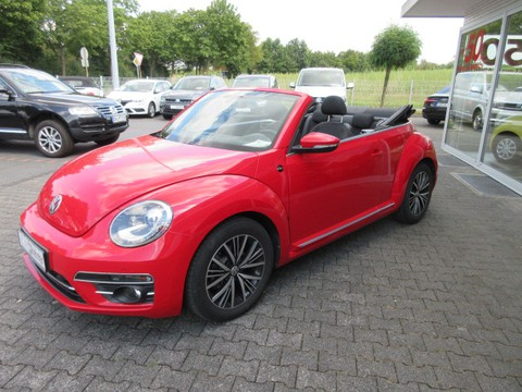 Volkswagen Beetle 1.4 TSI Cabriolet