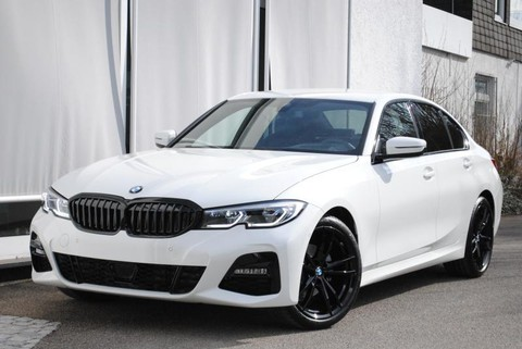 BMW 320 d xDrive Limousine M-Sport BusinessProf