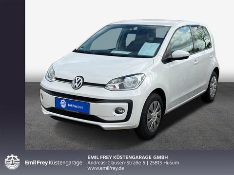 Volkswagen up move up more