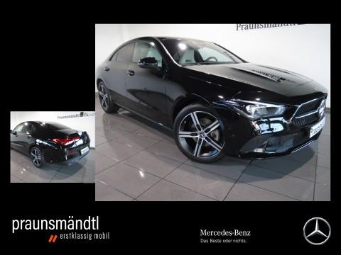 Mercedes-Benz CLA 180 d Cp Progressive NIGHT MBUX 18