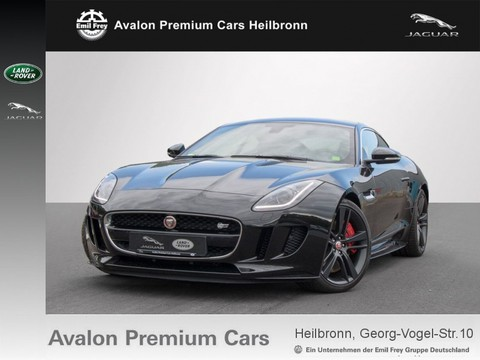 Jaguar F-Type Coupe British Design Edition