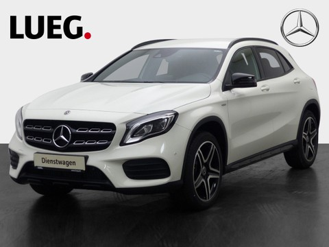 Mercedes GLA 180 AMG PEAK Night