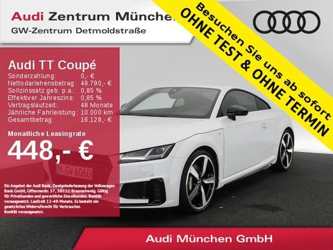 Audi TT Coupé 45 TFSI qu S line plus