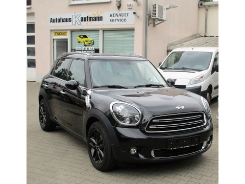 MINI Cooper D Country 2.0 MAN Multif Lenkrad