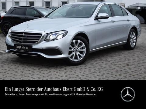 Mercedes-Benz E 220 d ° EU6d-te