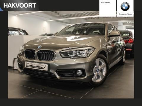 BMW 120 d Sport Line Business RFT