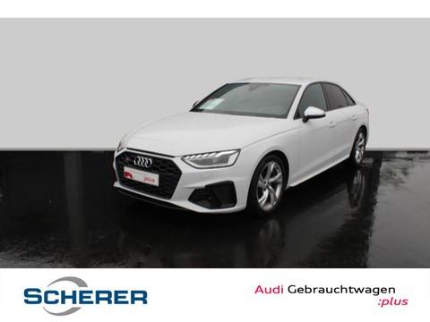 Audi S4 3.0 TDI quat Limousine Privacy