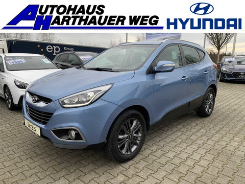 Hyundai ix35 1.6 Fifa World Cup Edition