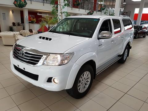 Toyota Hilux 2.5 D-4D Execut Big Deal