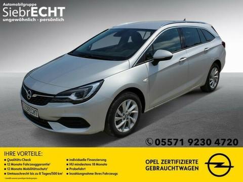 Opel Astra 1.2 K T Elegance RÃckfahrk P