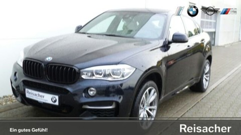 BMW X6 M50 d A