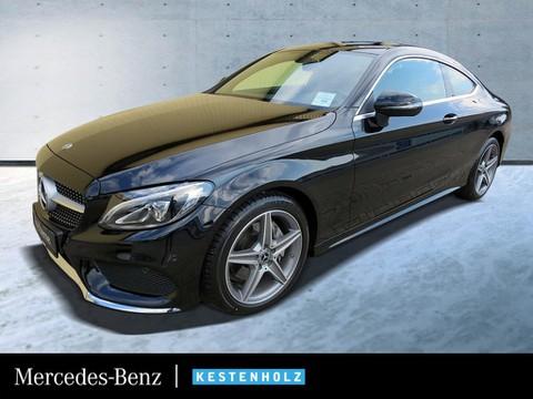 Mercedes C 180 AMG TR