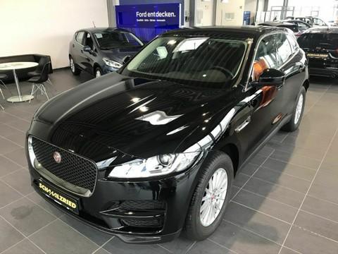 Jaguar F-Pace AWD Prestige Multif Lenkrad