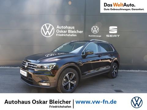 Volkswagen Tiguan 2.0 TDI IQ DRIVE EU6d-T Klimaut