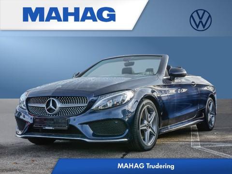 Mercedes-Benz C 250 Cabrio C 250 AMG Line SportfahrwerkKeyless Go Automatic