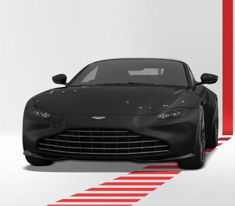 Aston Martin V8 Vantage Roadster - Aston Martin Hamburg