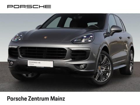 Porsche Cayenne Diesel Sport Design Paket 21-Zoll