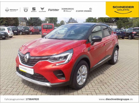 Renault Captur TCe 130 GPF Experience
