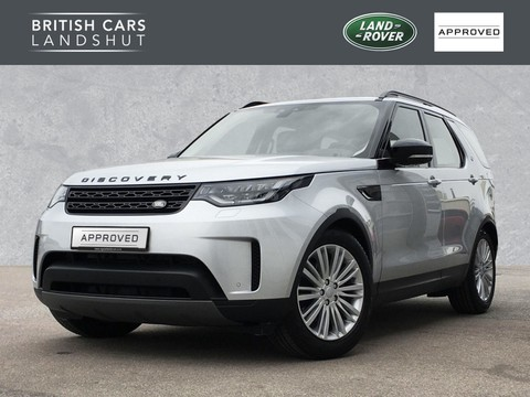 Land Rover Discovery 2.0 Si4 300PS SE