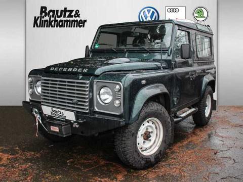Land Rover Defender 90 4 Station Wagon