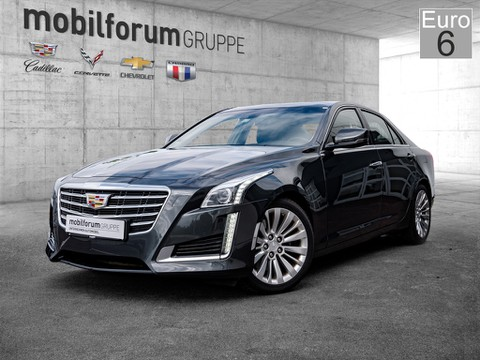 Cadillac CTS 2.9 RWD 8 Luxury Luxury EFF